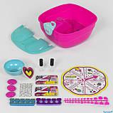 Детский Базовый набор для педикюра со Spa-ванночкой (игр7), фото 3