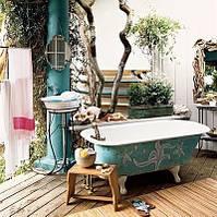 Идеи для небольших ванных комнат