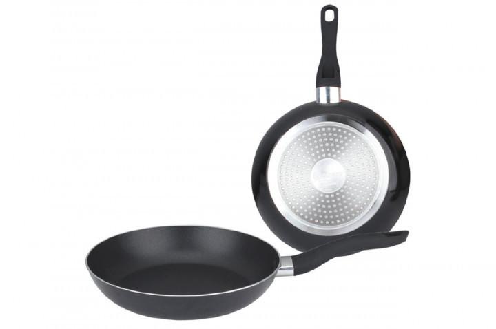 Сковорода алюминиевая 20 см Maestro MR-1215-20 черная