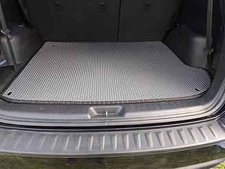 EVA коврик KIA Carens II 2006-2012 в багажник