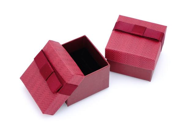 Картинка Коробочка для кольца box1-5red