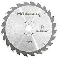 Диск по дереву HAISSER 200х32 24 зуб.(шт.)