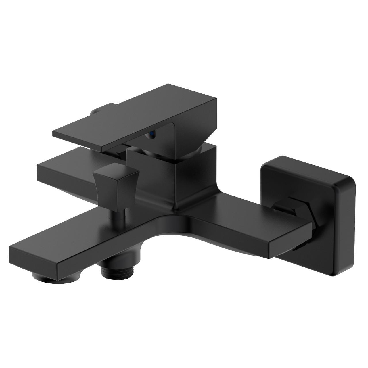 Смеситель для ванны, черный Volle De la Noche 10-40-2100-black