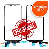 Тачскрин iPhone XS Max HQ длинный шлейф(без пайки)