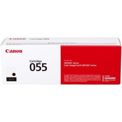 Картридж Canon 055 Black 2.3K (3016C002)