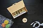 """Шкатулка копилка """"На мечту"""", казна, шкатулка, коробка, семейный бюджет, копилка из дерева, для денег, фото 2"""