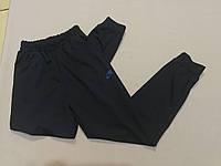 Темно-синие спортивные штаны для  мальчика  140, 146 рост, фото 1