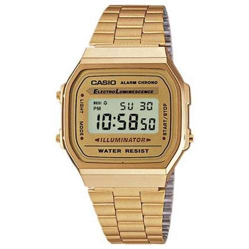 Часы наручные Casio Collection A168WG-9EF