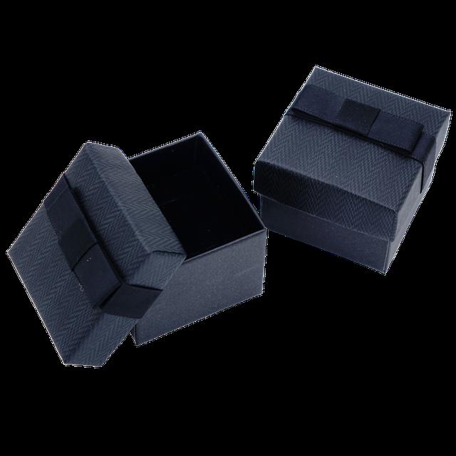 Картинка Коробочка для кольца box1-5black
