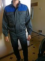 Рабочий костюм для автосервиса, спецодежда демисезонная, комплект рабочий