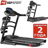 Беговая дорожка для дома Hop-Sport HS-1500LB Vista + Вибромассажер. До 110 кг. Электрическая