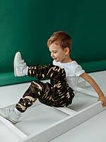 Vikamoda Дитячі камуфляжні брюки карго 10002
