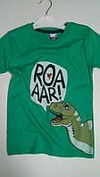 Детская футболка р.110-128