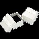 Коробочка для кольца box1-5 Молочный, фото 2