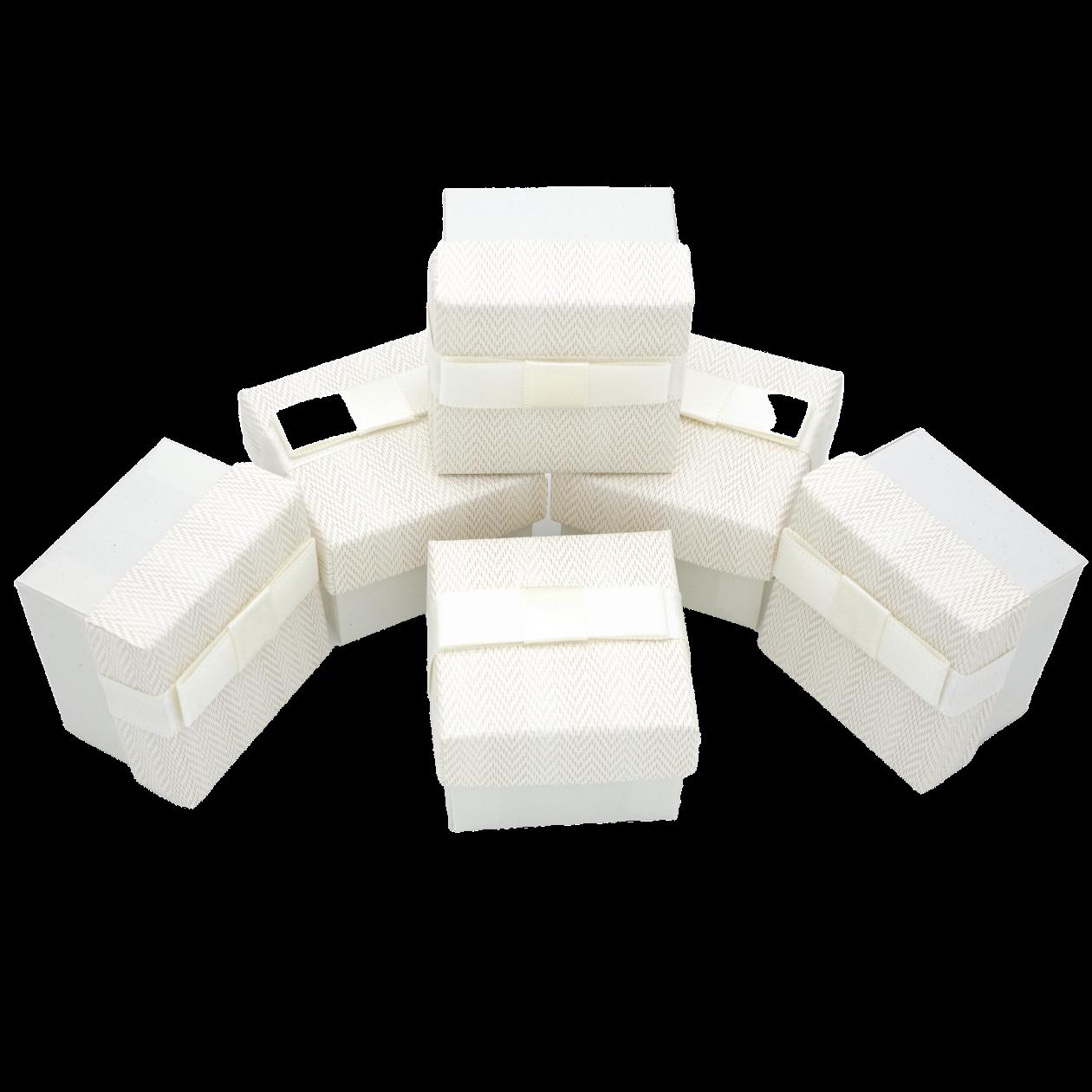 Коробочка для кольца box1-5 Молочный