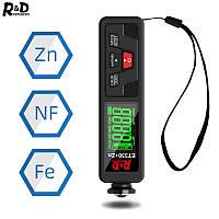 ТОЛЩИНОМЕР R & D ET330 B-black 0-1500 микрон Fe & NFe + Zn  автоматический тестор краски автомобильный, фото 1