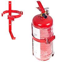Кронштейн транспортный для огнетушителя 2л., фото 1