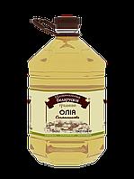 Подсолнечное масло НБТ 5л ПЭТ