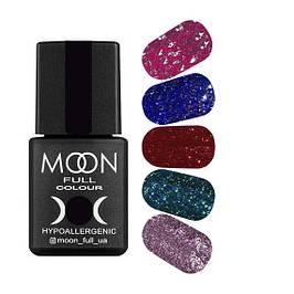 Moon Full серия Diamond гель-лак, 8 мл