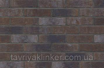 Клинкерная фасадная плитка Dark fortress (HF19), 240x71x10 мм