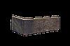 Клінкерна фасадна плитка Dark fortress (HF19), 240x71x10 мм, фото 3