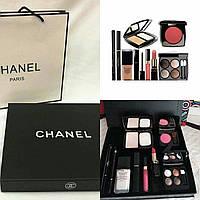 Подарочный набор декоративной косметики Chanel 9 в 1, набор Шанель! Скидка