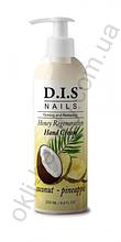 Крем для рук DIS Nails  Coconut - Pineapple, 250 мл