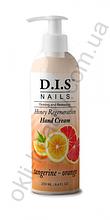 Крем для рук DIS Nails Tangerine - Orange, 250 мл