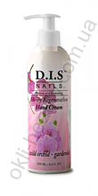 Крем для рук DIS Nails Orchid - Gardenia, 250 мл