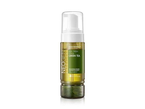 Пенка для умывания Neogen Dermalogy Real Fresh Foam Green Tea
