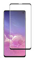 Защитное стекло 5D King Kong Full Glue для Samsung Galaxy S10 Plus, Black, фото 1