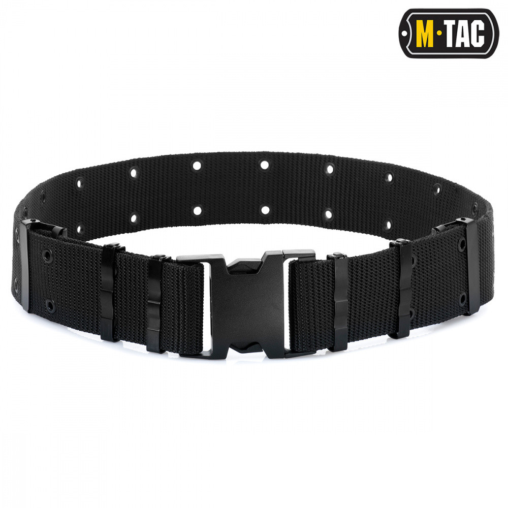 M-Tac ремінь Pistol Black Belt