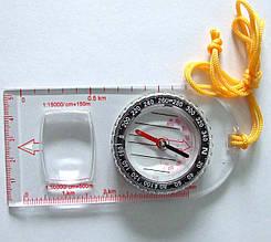 Компас планшетный Sol с увеличительным стеклом (SLA-002)