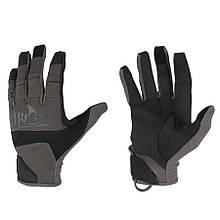 Перчатки Range Tactical Hard - Black/Shadow Grey