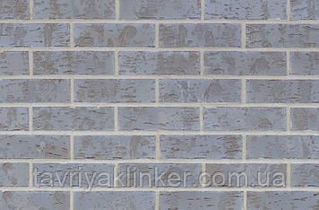 Клинкерная фасадная плитка Frozen Island (HF22), 240x71x10 мм