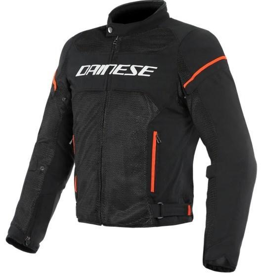 Мотокуртка Dainese Air Frame D1 Tex Black/Orange