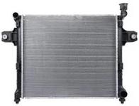 Радиатор AFTERMARKET B657A Mercedes E430