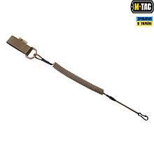 M-Tac шнур страховочный с D-кольцом койот