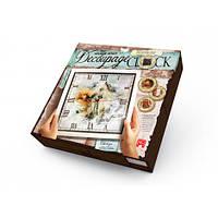 Комплект креативної творчості Danko Toys Decoupage Clock з рамкою в асортименті (ДТ-ОО-09-12)