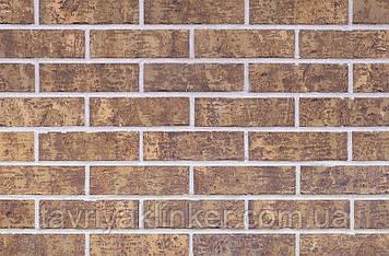 Клинкерная фасадная плитка African Soul (HF23), 240x71x10 мм