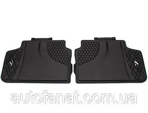 Оригинальные задние коврики салона BMW 7 G11 (51472444039)