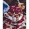 Набір для творчості «Картини за номерами– «Малинове ранок» 40*50см.