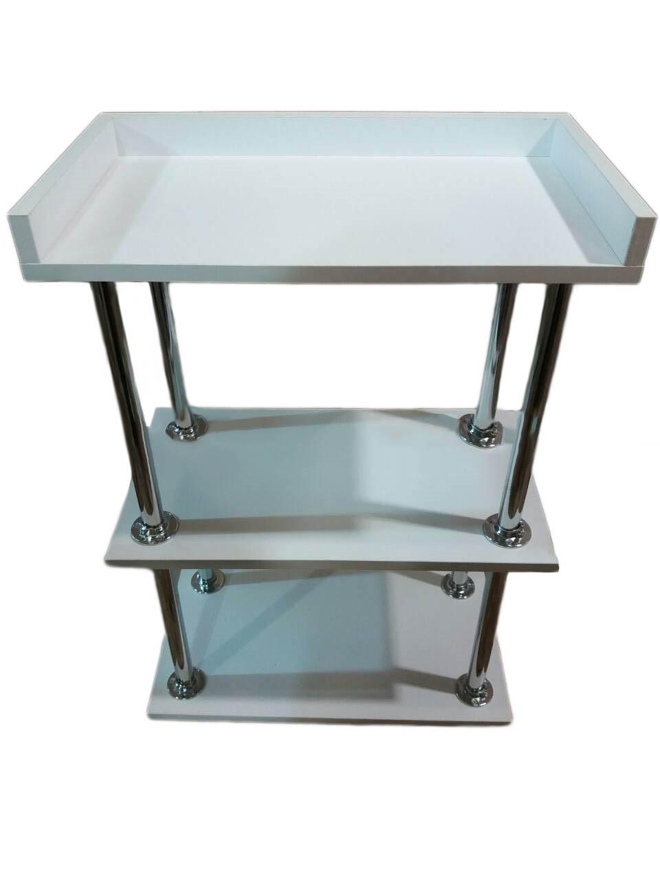 Тележка для маникюра (маникюрный передвижной столик) Уна-6