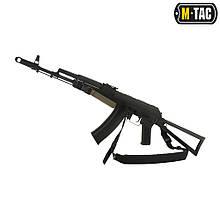 M-Tac ремень оружейный двухточечный Black