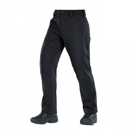 M-Tac брюки Soft Shell Vent Black 28/30