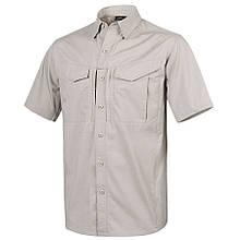 Рубашка Defender Mk2 с к/рукавами - PolyCotton Ripstop - Khaki