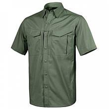 Рубашка Defender Mk2 с к/рукавами - PolyCotton Ripstop - Olive