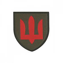 Нарукавный знак Протиповітряна оборона сухопутних військ (жаккард)