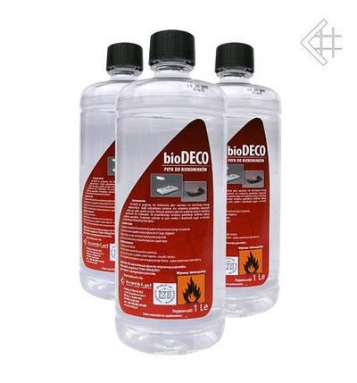 Биотопливо (топливо для биокаминов) 1л, фото 2