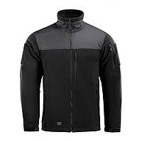 M-Tac куртка Alpha Fleece Windblock Black